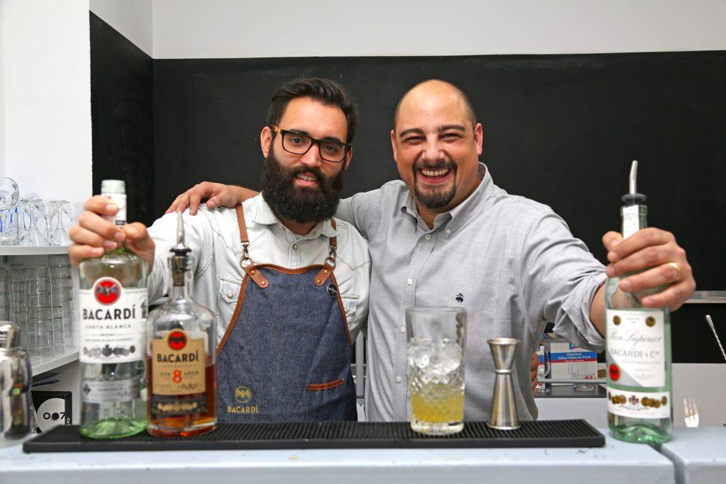 Matías Iriarte en Drinksmotion Baleares