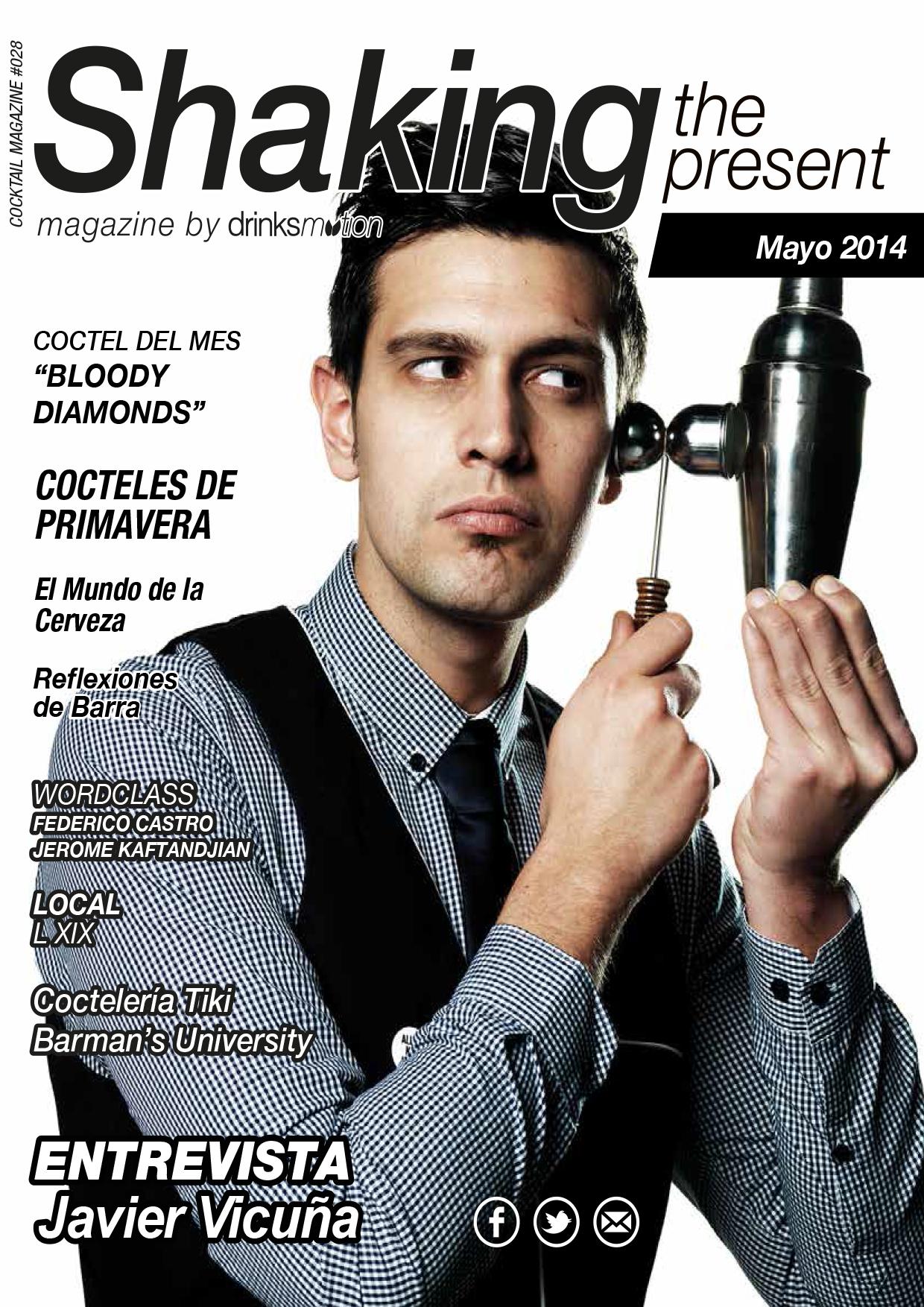 Magazine #17 Mayo 2014 – Javier Vicuña