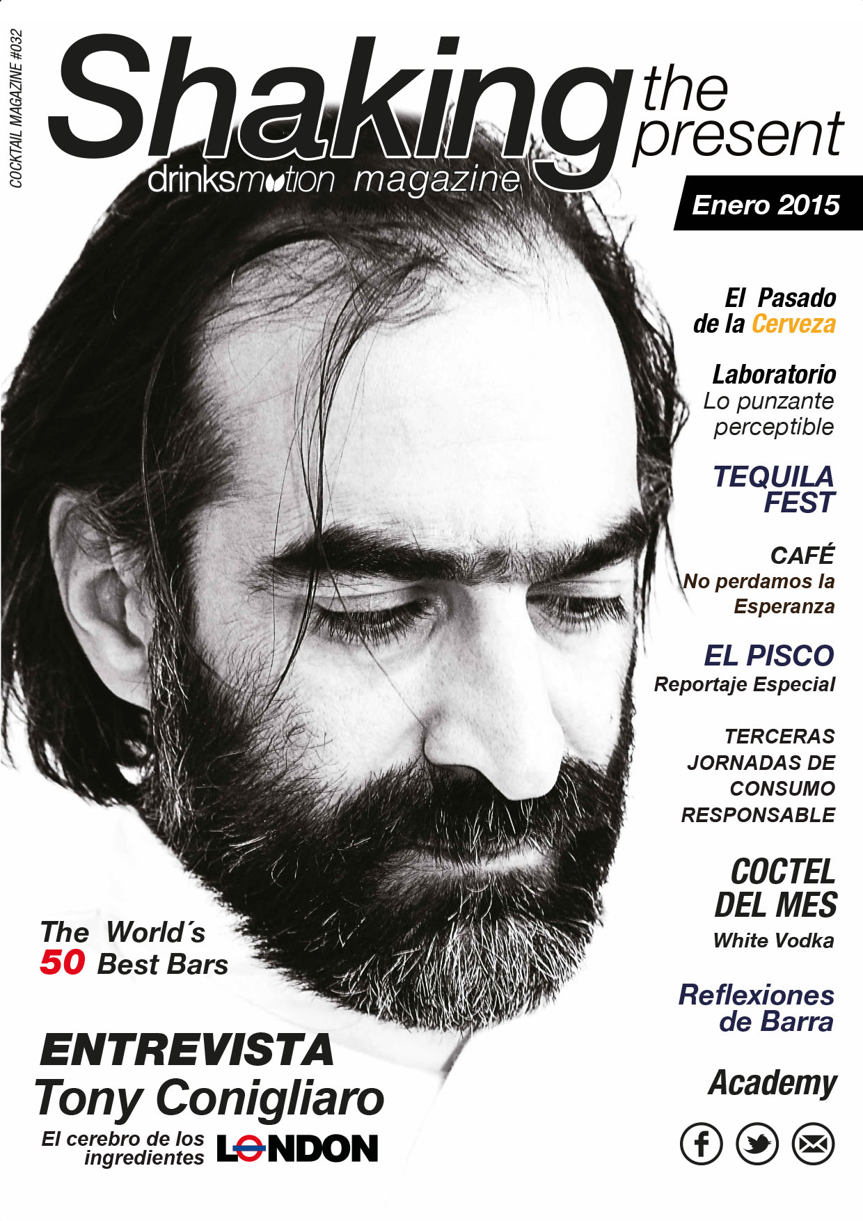 Magazine #21 Enero 2015 – Tony Conigliaro