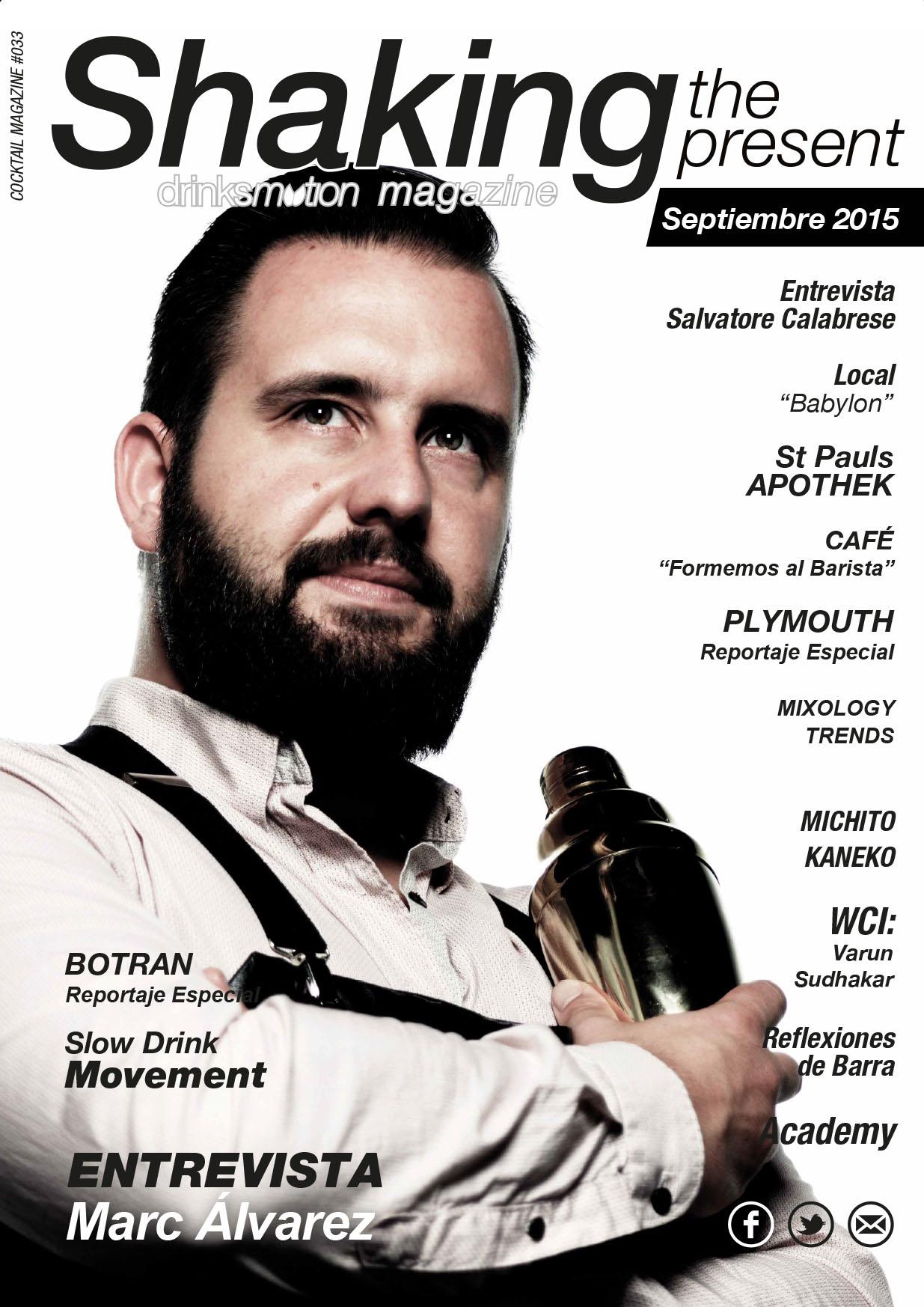Magazine #22 Septiembre 2015 – Marc Álvarez