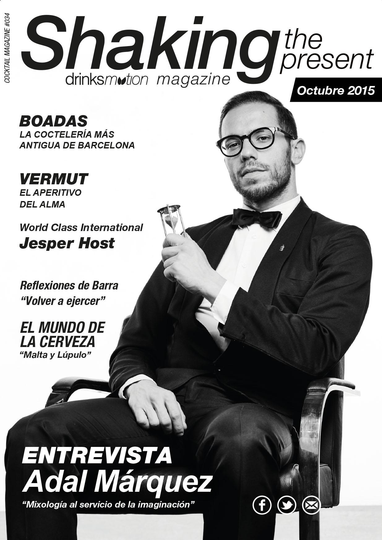 Magazine #23 Octubre 2015 – Adal Márquez