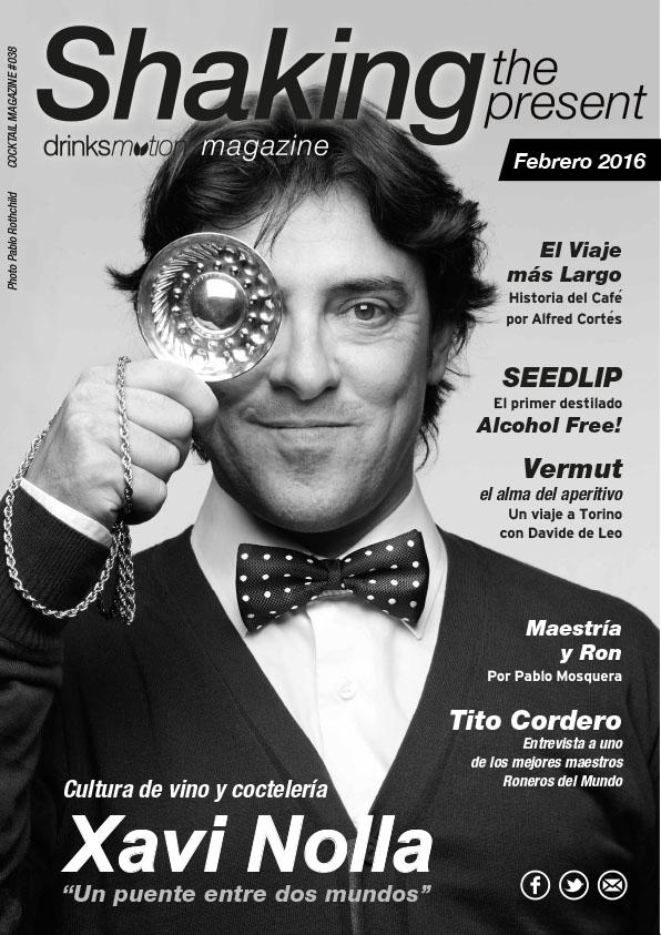 Magazine #27 Febrero 2016 – Xavi Nolla