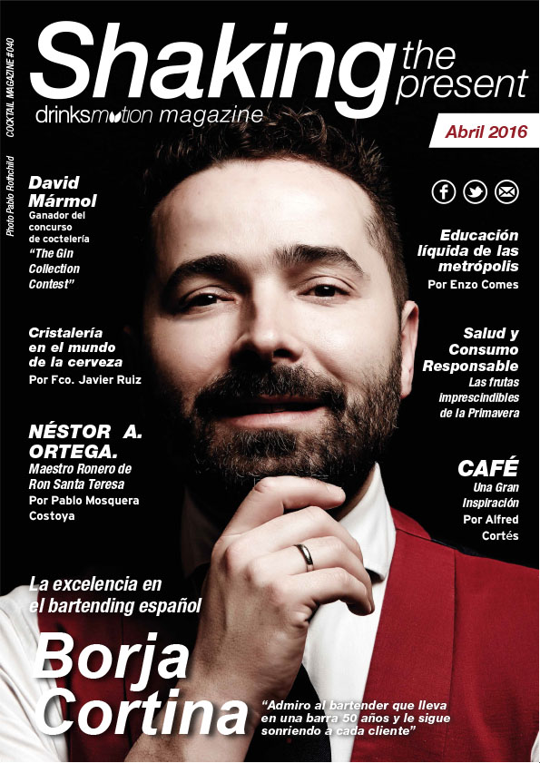 Magazine #29 Abril 2016 – Borja Cortina