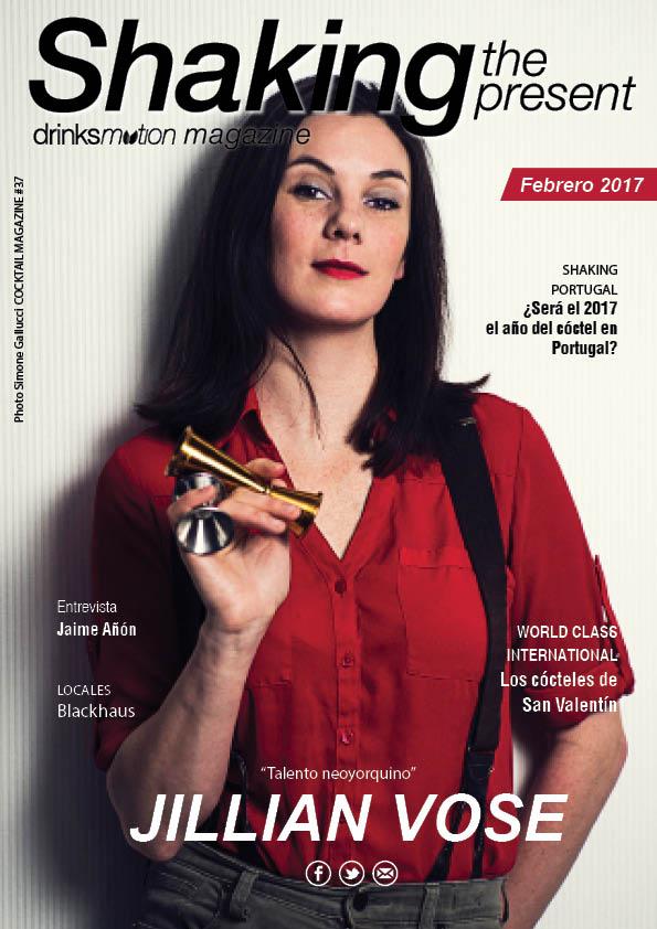 Magazine #37 Febrero 2017 – Jillian Vose