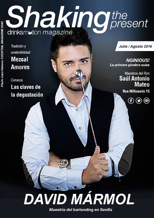 Magazine #32 Julio 2016 – David Mármol