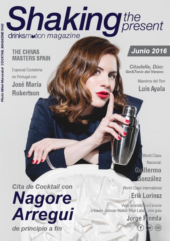 Magazine #31 Junio 2016 – Nagore Arregui