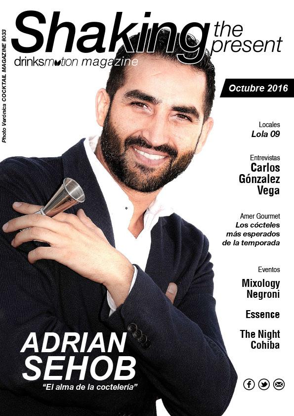 Magazine #33 Octubre 2016 – Adrian Sehob