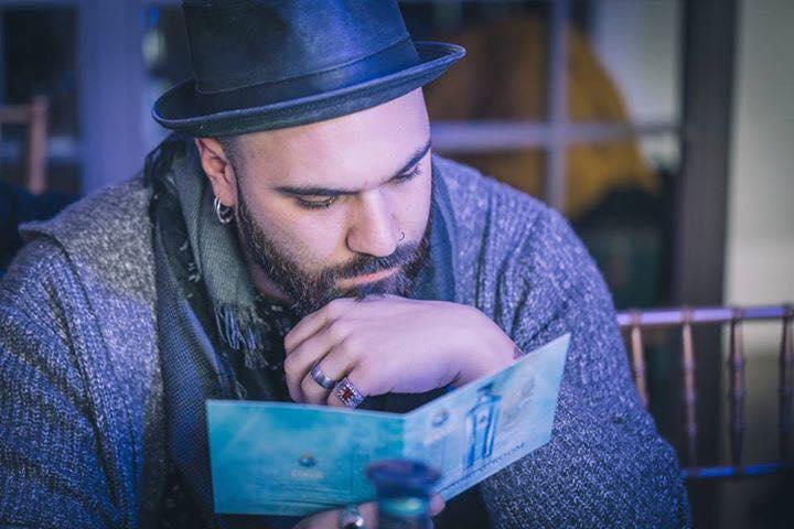 Cisco Rodriguez bartender