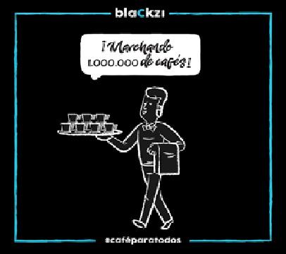 Cafe para todos Blackzi