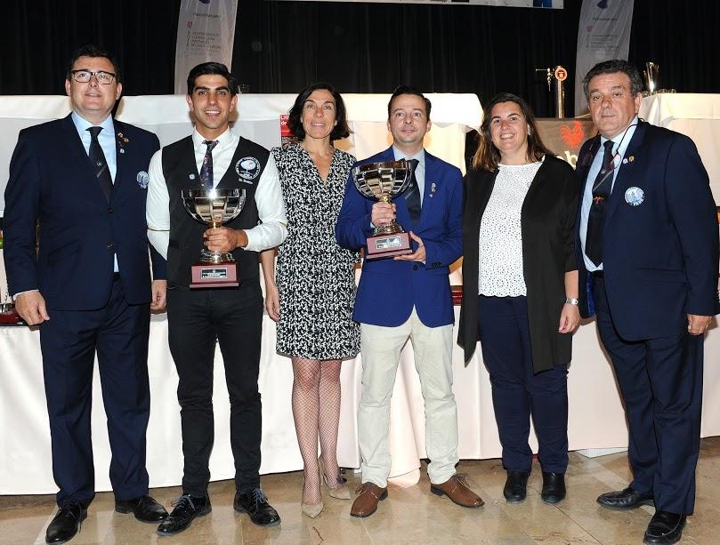 Campeonato de cocteleria de Baleares