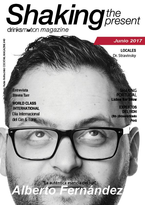Magazine #40 Junio 2017 – Alberto Fernández