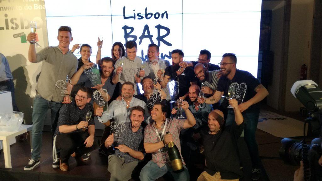 Ganadores Lisbon Bar Show