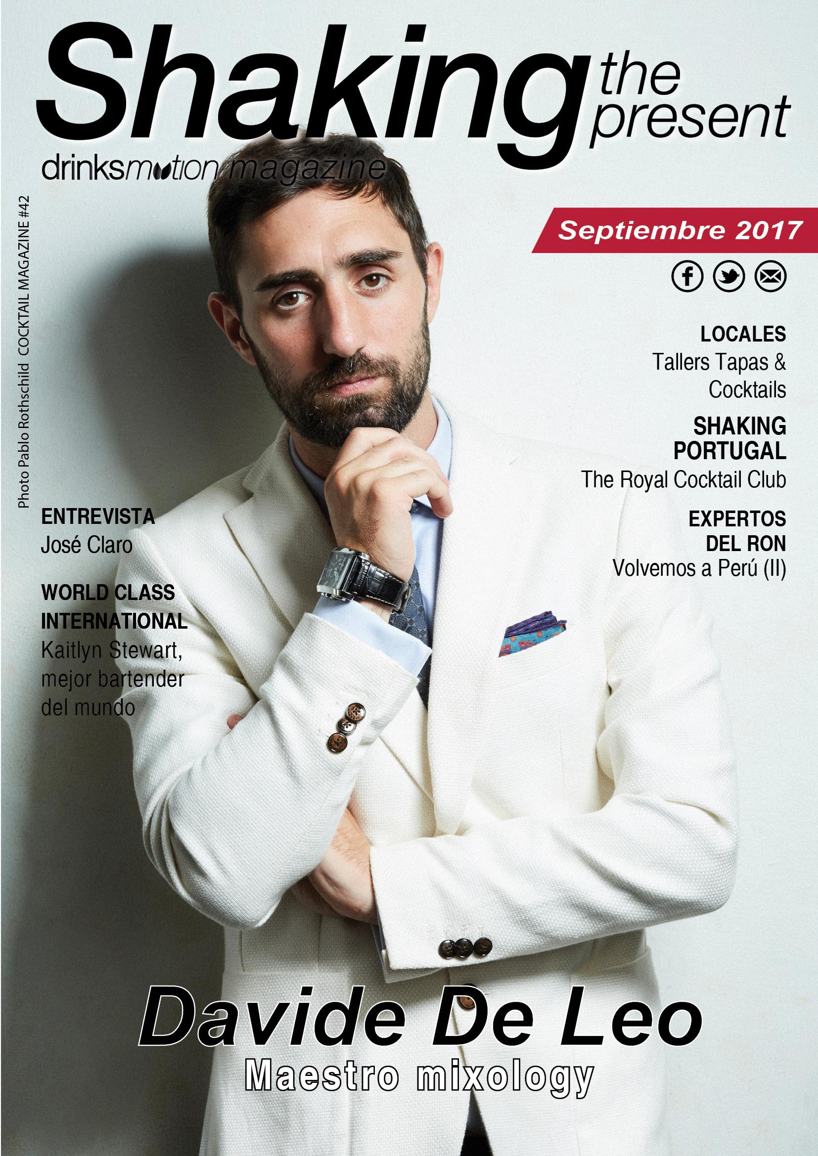 Magazine #42 Septiembre 2017 – Davide De Leo