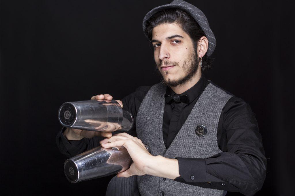 Emmanuel Otero bartender