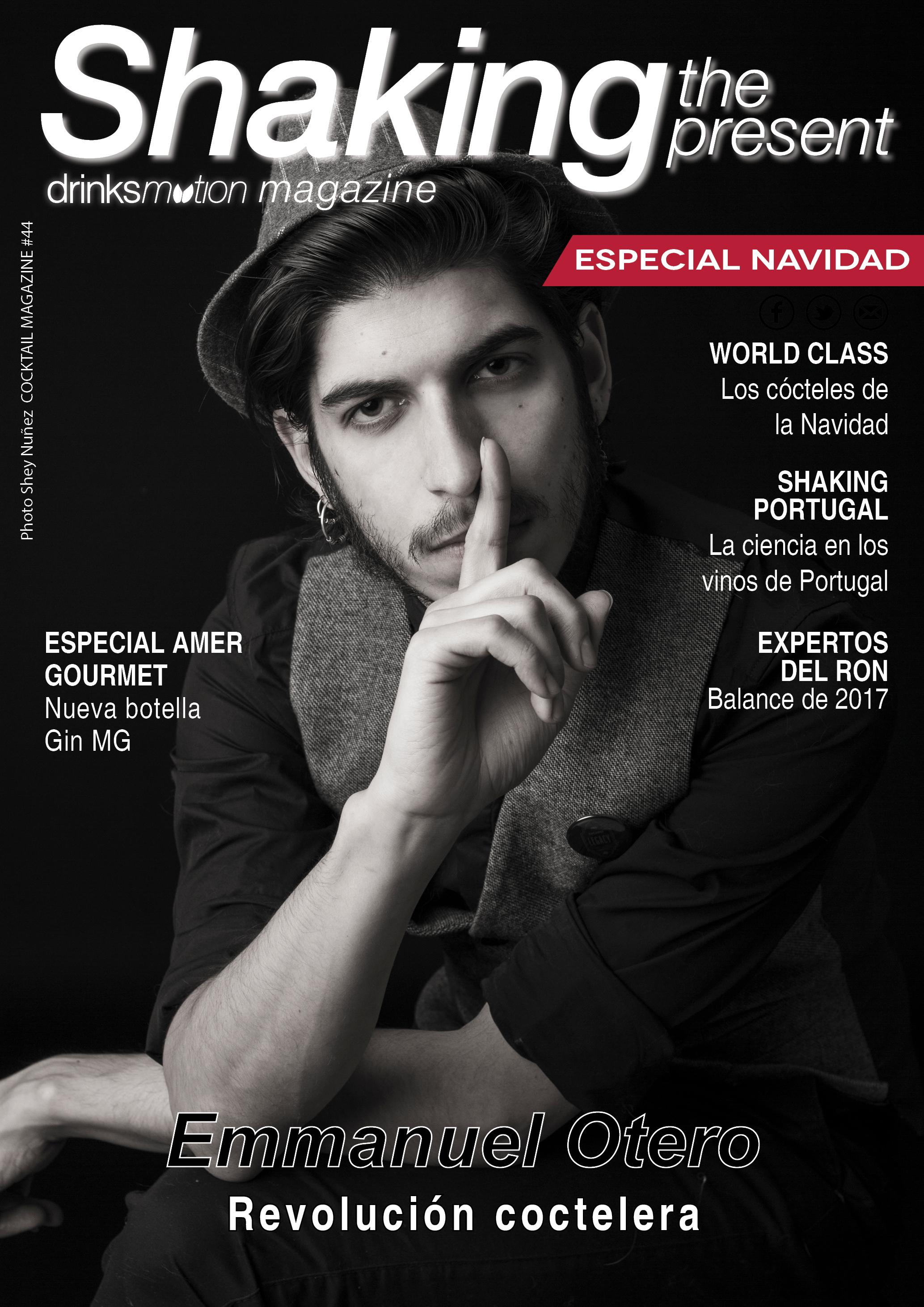Magazine #44 Especial Navidad – Emmanuel Otero