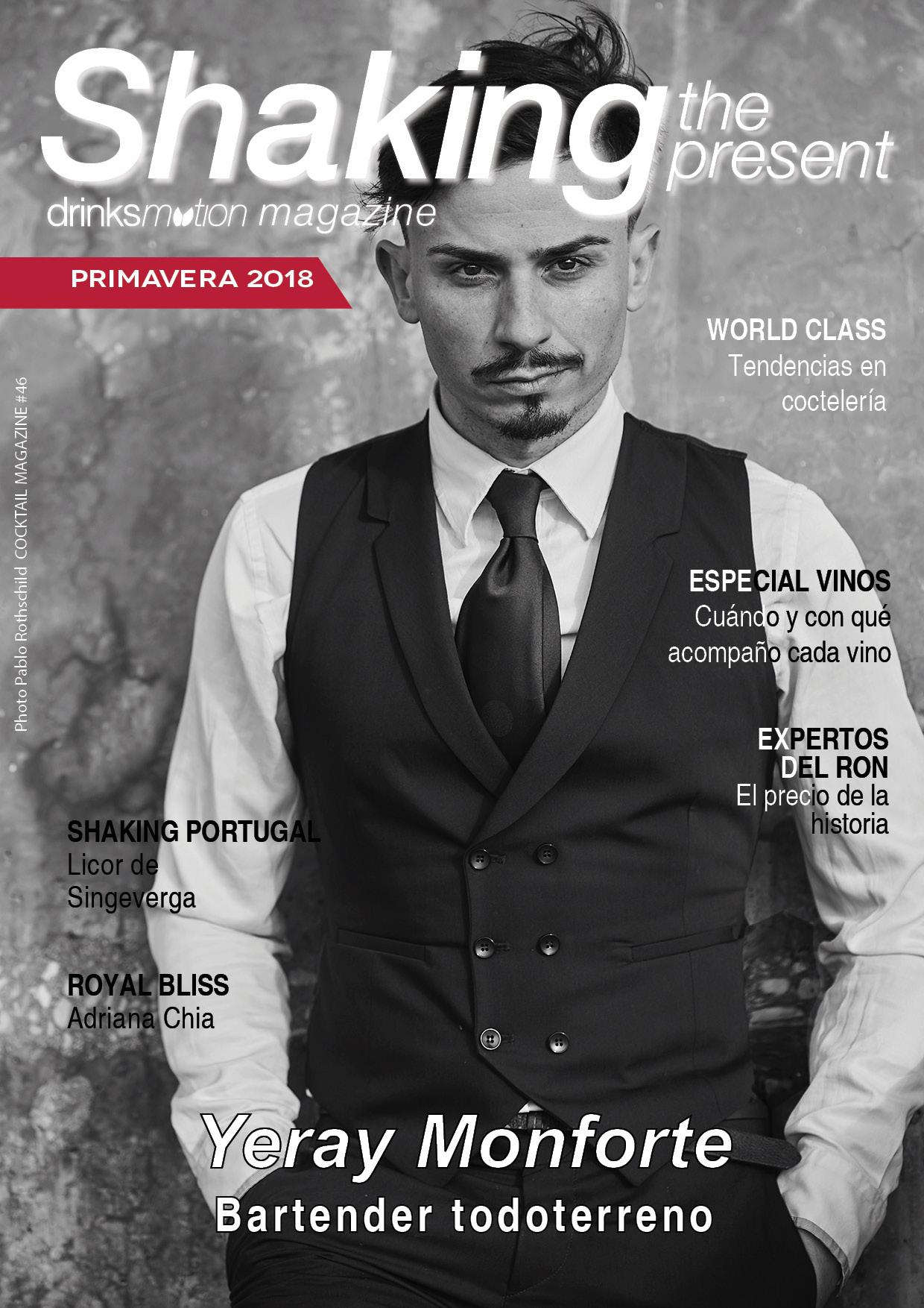 Magazine #46 Especial Primavera – Yeray Monforte
