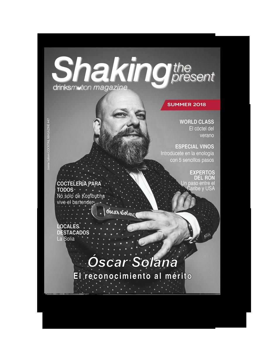 Magazine #47 Summer 2018 – Óscar Solana