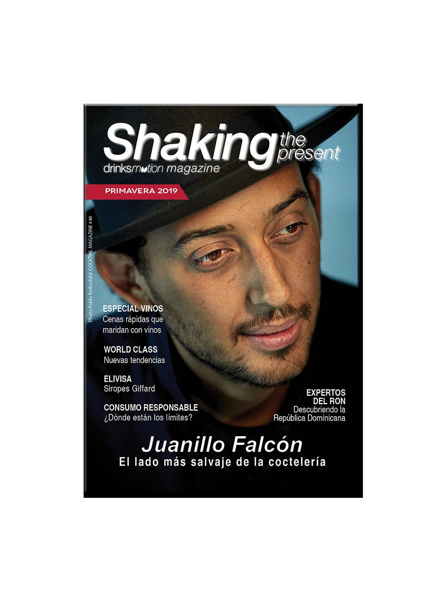Magazine #48 Primavera 2019 – Juanillo Falcón